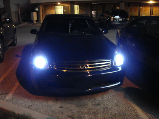 Infiniti - G35 - LED - Strip 02